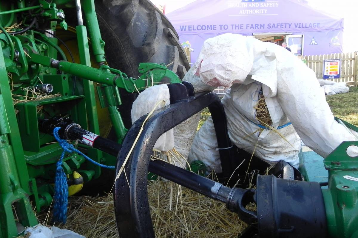 Farm Tractor Pto Accidents : Isolation can lead to raised stress level and deadly farm